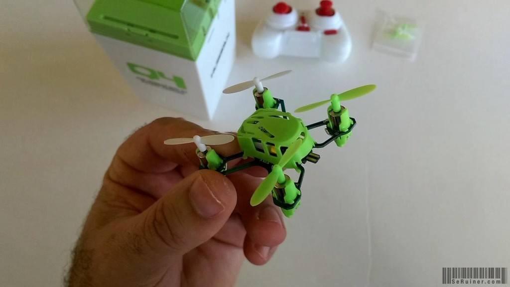 drone nano quadcopter seruiner